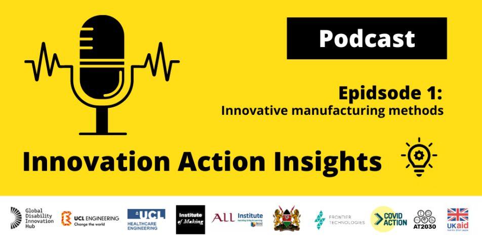 Innovation Action Insights podcast