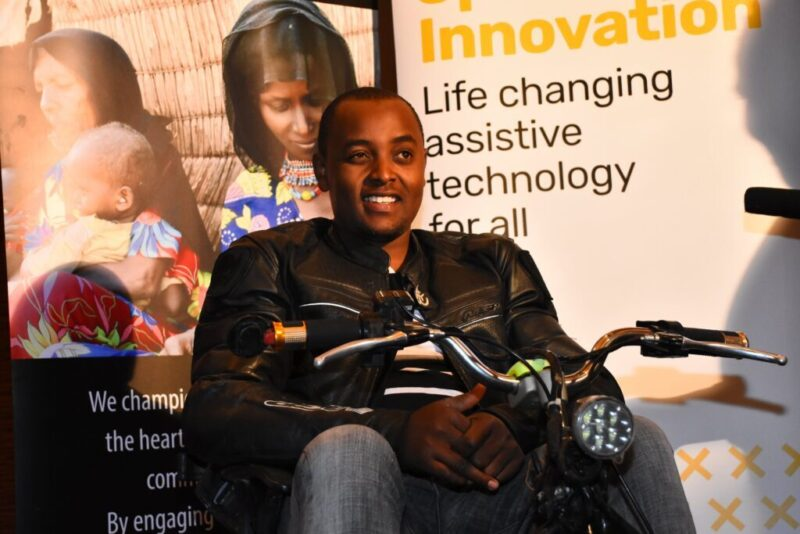 Lincoln Wamae, Founder of Linccell Technology