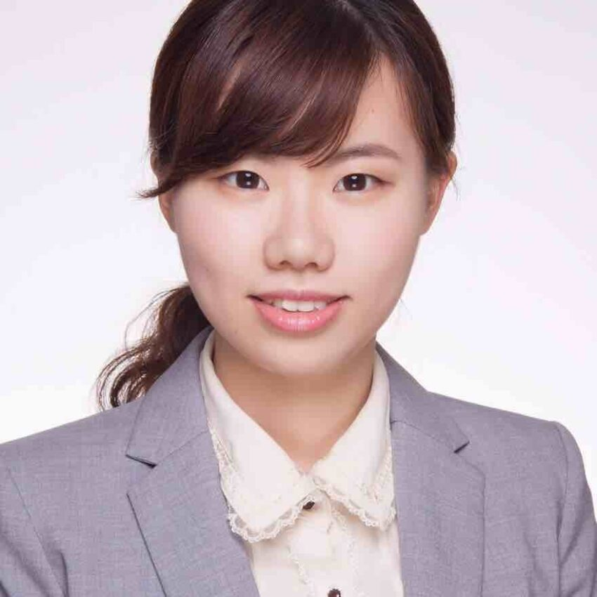 Colour Image of Bingqing Pat Zhang