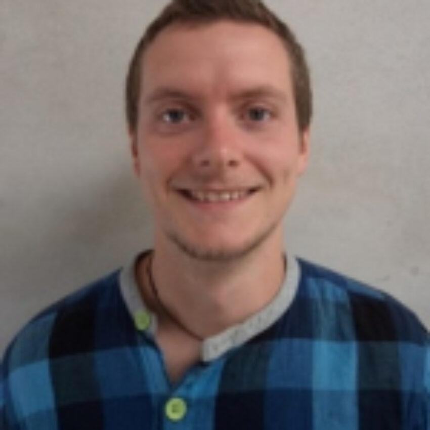 Colour image of Ben Oldfrey.