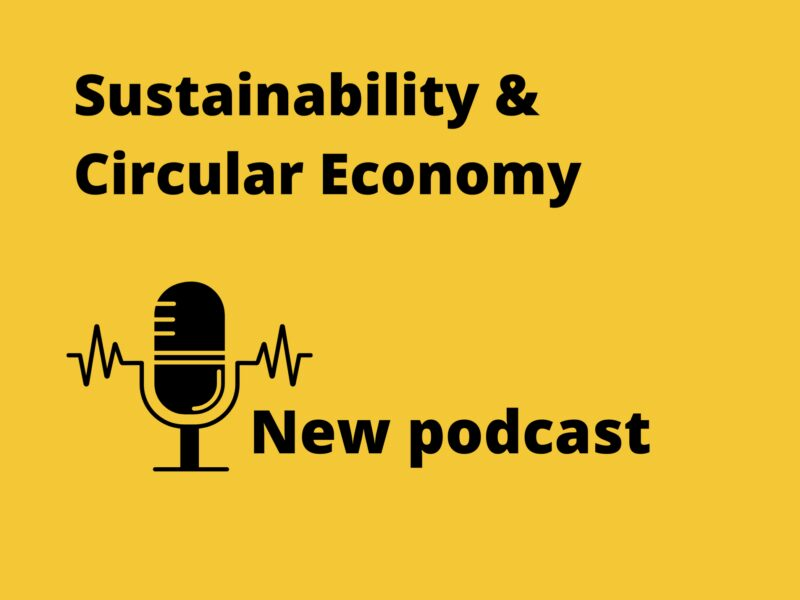 Episode 3 of Innovation Action Insights podcast now live - exploring Sustainability & Circular Economy