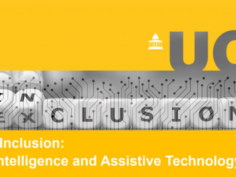 Powering Inclusion: AI and AT - the findings of an online expert roundtable