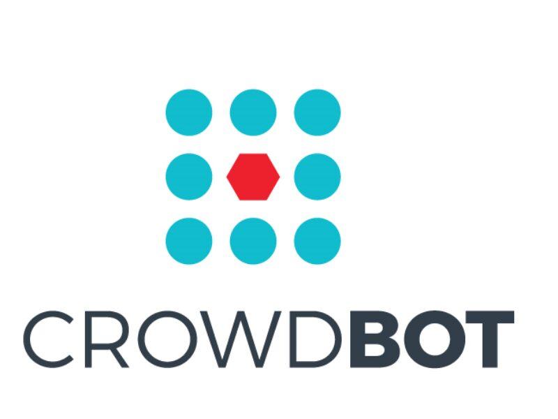 CROWDBOT: A crowd-aware shared-control wheelchair navigation system