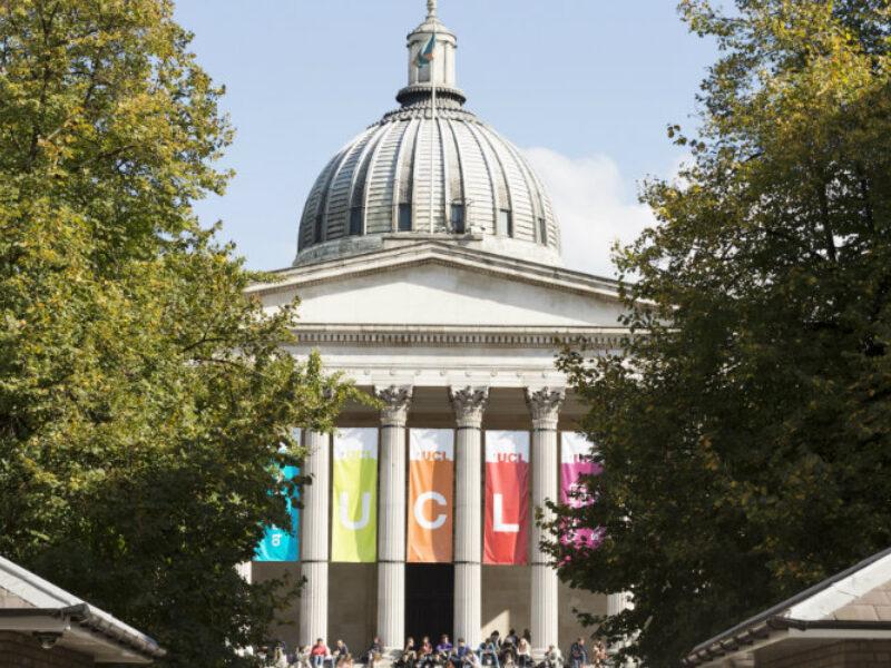 UCL, home of Global Disability Innovation Hub, joins landmark light up to tackle global disability discrimination