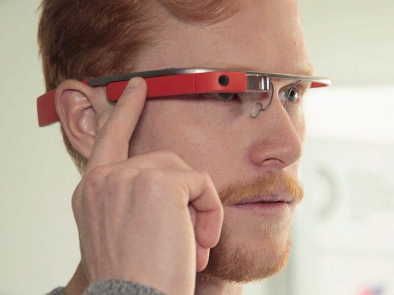 Smart glasses and designer