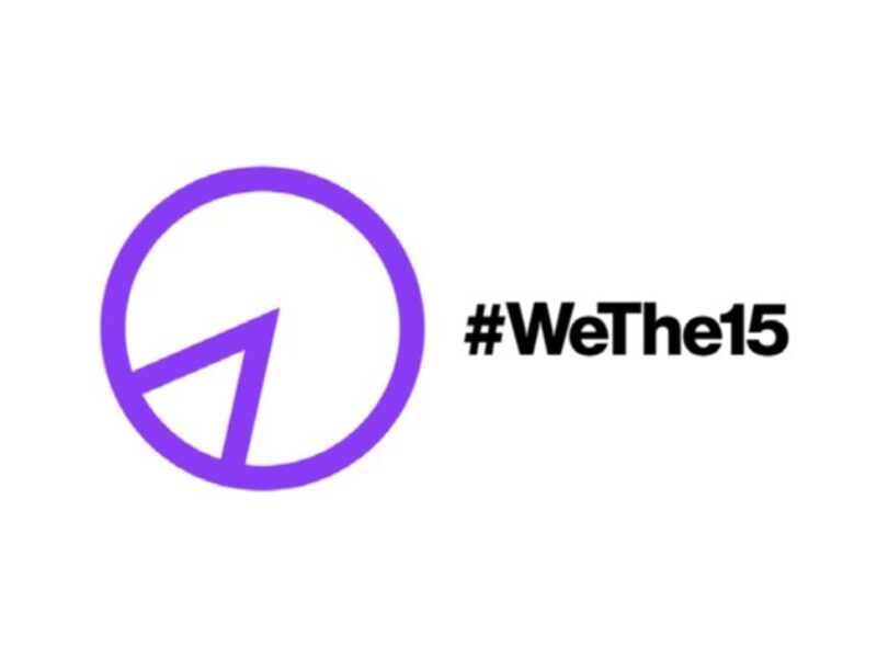 WeThe15: A global human rights movement for the 1.2 billion persons with disabilities