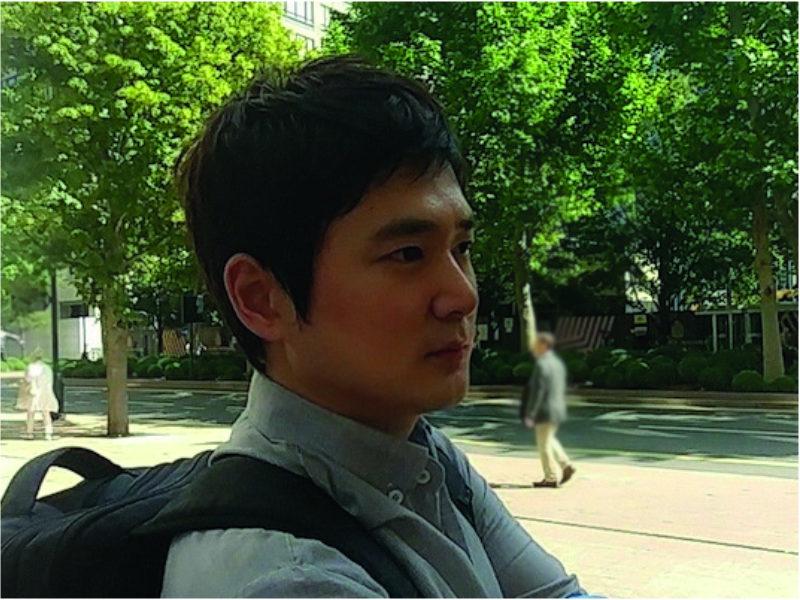 Colour image of Dr Youngjun.