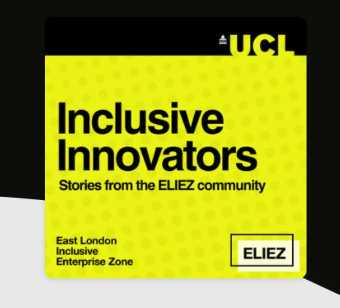 Inclusive Innovator promotional banners