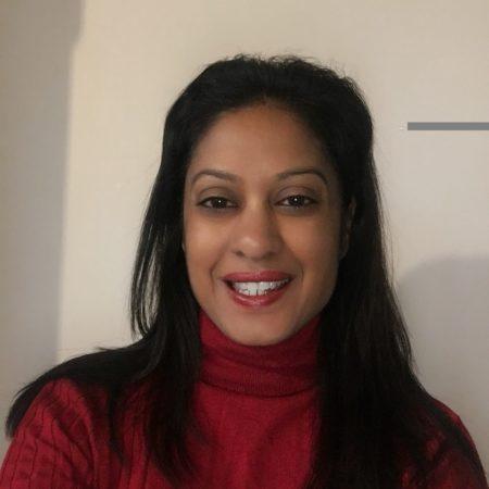 Image colour profile of Aeesha Adams