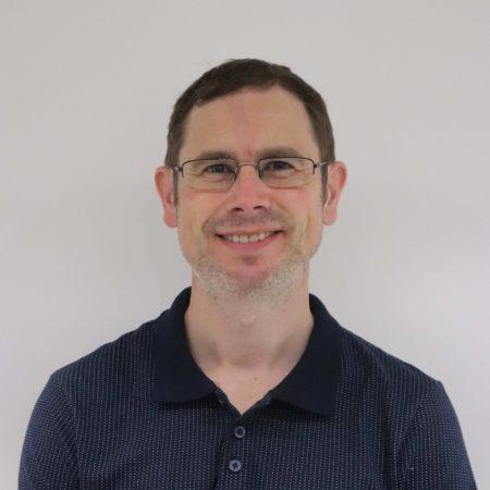 Headshot of Mark Bryne