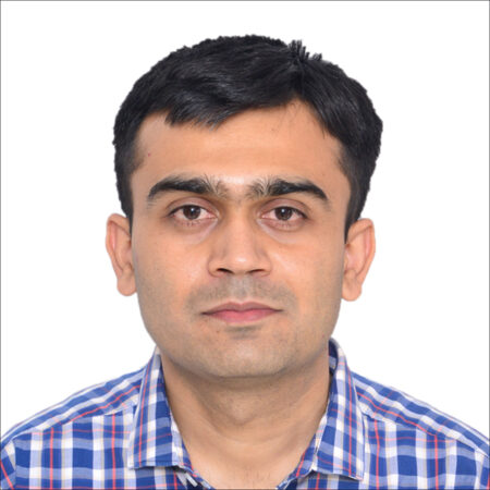 Colour image of Jitesh Joshi