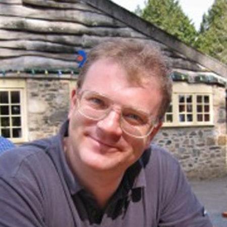 Colour profile Image of Professor Stephen Hailes