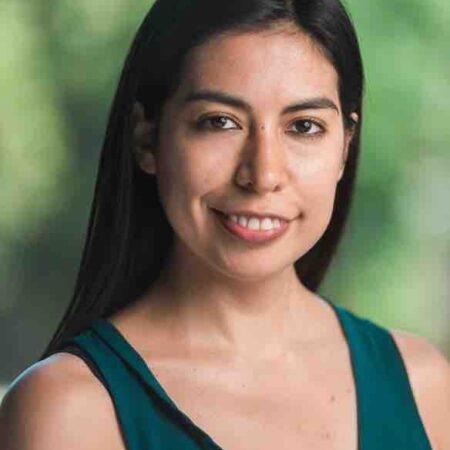 Colour image of Roxana Ramirez Herrera