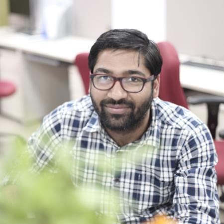 Photo of Vikas Upadhyay