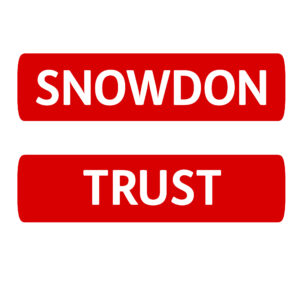 Colour logo of Snowdon Trust.