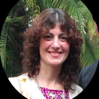 Headshot of Anastasia Mirzoyants