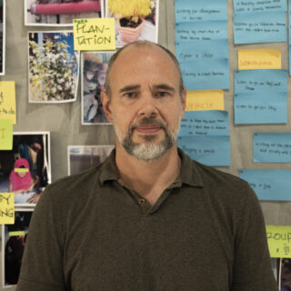 Headshot of Julian