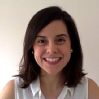 Maria Toro smiling