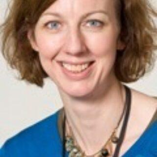 Colour image of Dr. Maria Kett