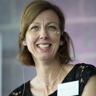 Colour profile image of Dr. Maria Kett