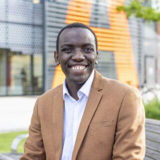 Colour profile image of Paul Ntulila